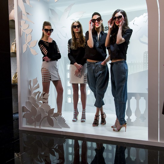 FENDI<BR> <H6>LANCEMENT COLLECTION FENDI x THIERRY LASRY<BR> PARIS MARS 2015</H6>