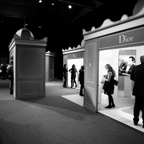 DIOR<br> <h6>LANCEMENT PRESSE INTERNATIONAL MAKE UP PARFUMS &#038; SOINS <br>PARIS OCTOBRE 2012</h6>